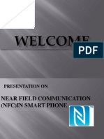 NEAR FIELD COMMUNICATION (NFC) IN SMART PHONES