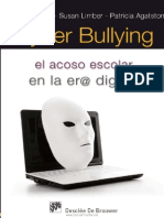 Cyber Bullying El Acoso Escolar en La Era Digital