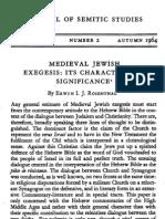 Jewish Exegesis
