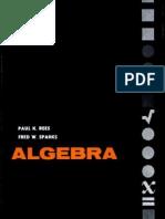 ALGEBRA Paul K. Rees - Fred W. Sparks