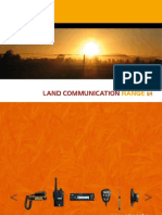 GME Land Communication Catalogue