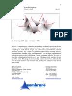 NDN Membrane Software
