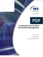 Framework for Incident