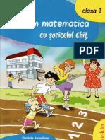 Carti - Invatam matematica cu soricelul Chit - clasa 1 - Ed.Booklet