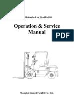 forklift owner s manual elevator truck rh scribd com