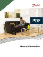 Hand book planning for floor heating