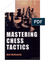 Mastering Chess Tactics