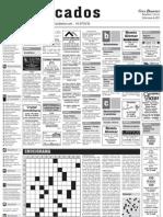 Ecos Diarios Clasificados 26-1-13