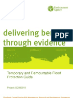 Temporary & Demountable Flood Protection Guide