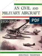 [Aero Publishers] Italian Civil and Military Aircraft 1930-1945