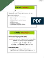 Metabolism Lipidic
