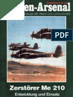 Waffen-Arsenal-Sonderband-Messerschmitt-Me-210