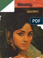 Saraswats