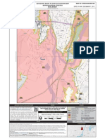 FEMA 12.07.12 Advisory Base Flood Elevation Map Bergen Hudson Counties NJ