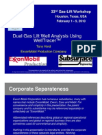 Dual gas lift ppt