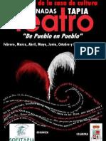 Teatro en Tapia
