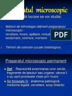 Lucrari practice Histologie