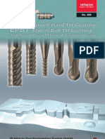 milling parametres