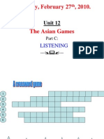Giáo án điện tử_Chương trình tiếng anh cơ bản 11, unit 12
