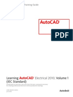 Learning AutoCAD Electrical 2010 IEC - Volume 1 Slipstream