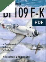 Messerschmitt-Bf-109-F-K-Development-Testing-Production