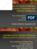 Operating System Lab Mannual