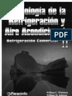 Whitman-Tecnologia de La Refrigeracion y Aire Acondicionado-Refrigeracion Comercial Tomo 2