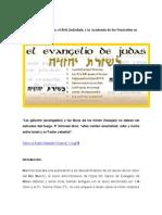 El Evangelio de Judas, El Brit Jadashah