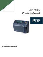 SY780A