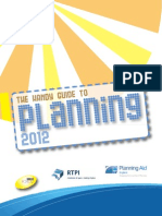 The Handy Guide to Planning