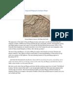 Gog & Magog In Antique Maps
