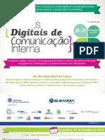 Conferencia Canais Digitais de Comunicaçao Interna