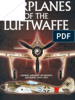 [Barnes & Noble] Warplanes of the Luftwaffe. Combat Aircraft of Hitler's Luftwaffe 1939-1945