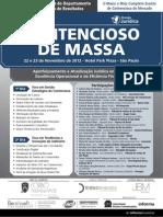 5a Conferencia Contencioso de Massa