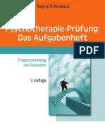 Psychotherapie-Prufung - Das Aufgabenheft