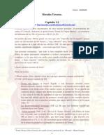 Ficha IV. Moradas III Cap. 1 - 2