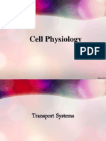 Cell Transport System