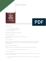 Phil Passport