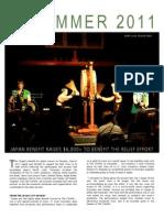 chapel newsletter summer 2011