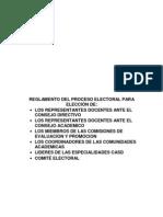 Propuesta de Reglamento Rep Doc 2013