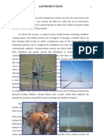 Transmission Line Using GPS