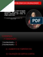 Hume e o Problema Da Causalidade Parte 2