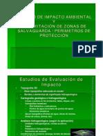 Estudio de Impacto Ambiental y Perimetros de Proteccion Parte 1