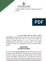 Habeas Corpus STJ