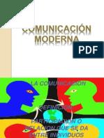 Comunicacion Moderna