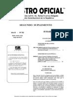 Seleccion de Personal Norma Sustitutiva 14 Mayo 2012