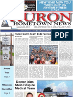 Huron Hometown News - January 24, 2013