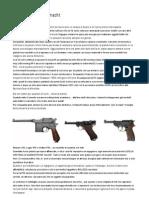 Le Pistole della Whermacht