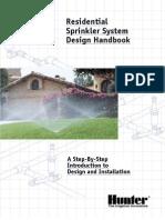irrigation sprinkler handbook.