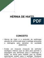 HÉRNIA DE HIATO slides